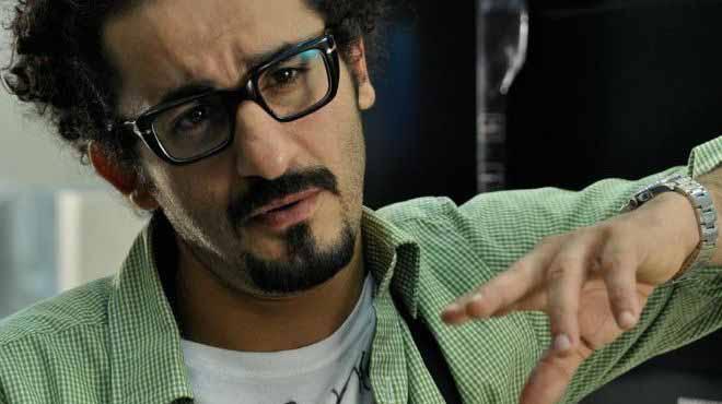 """أحمد حلمي يعود للساحة السينمائية بفيلم """"تراب الماس"""""""