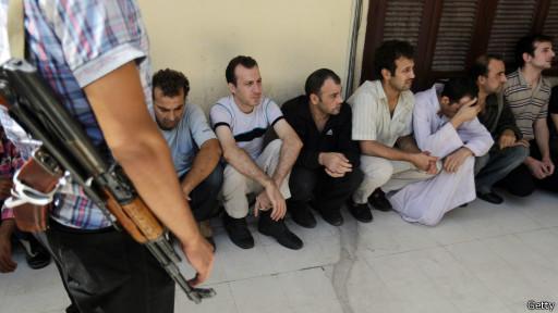 منظمة العفو الدولية تؤكد متاجرة النظام السوري بالمختطفين