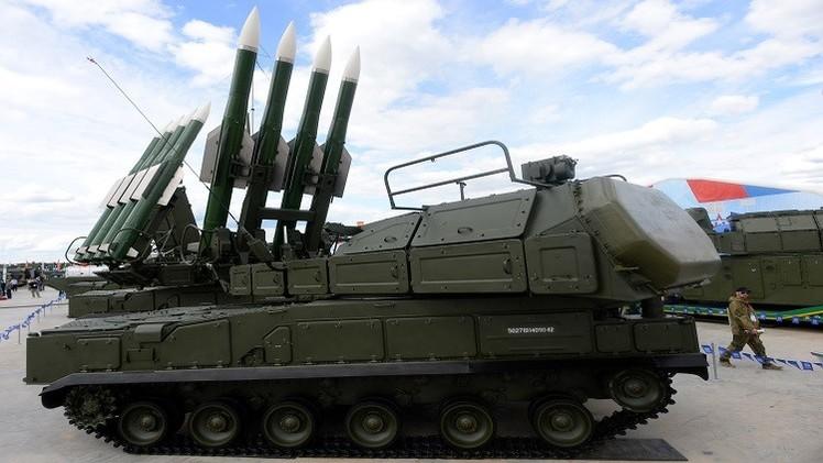 روسيا تنقل منظومات صواريخ دفاعية إلى سوريا لحماية طائراتها