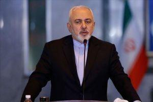 وزير الخارجية الإيراني يهدد باتخاذ بلاده للخطوة الثالثة من تخفيض التزاماتها النووية