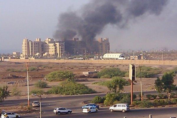 تنظيم داعش يعلن مسؤوليته عن هجمات عدن اليوم