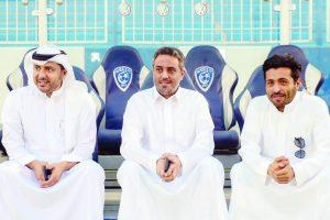 رئيس الهلال يوضح تفاصيل الإحتجاج ضد لاعب الوحدة محمد القرني