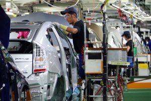 اليابان تسجل فائضا في الميزان التجاري مع الولايات المتحدة وعجزا في الميزان التجاري الكلي