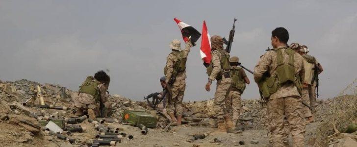 الجيش الوطني اليمني يحرر عدة مواقع في مديرية حرض بمحافظة حجة اليمنية