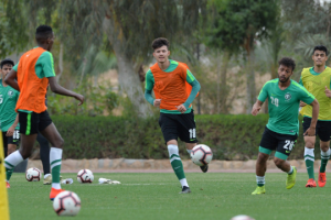 موعد مباراة السعودية والإمارات بالتصفيات الآسيوية