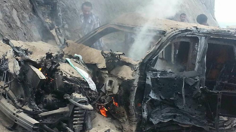 اغتيال محافظ محافظة عدن اللواء جعفر محمد سعد