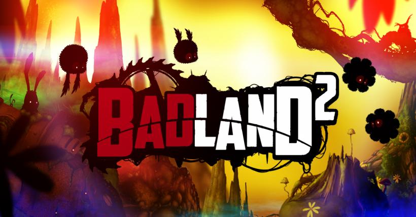 BADLAND2 متاحة حاليا في متجر آبل