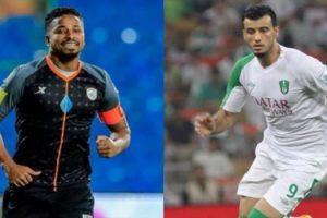 هداف دوري المحترفين ناصر الشمراني يتفوق على عمر السومة بفارق 15 هدف