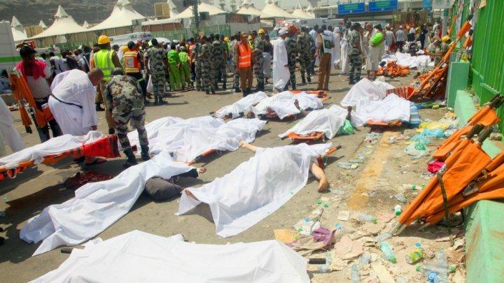 السعودية تعلن عن إرتفاع قتلى حادثة تدافع منى إلى 1358
