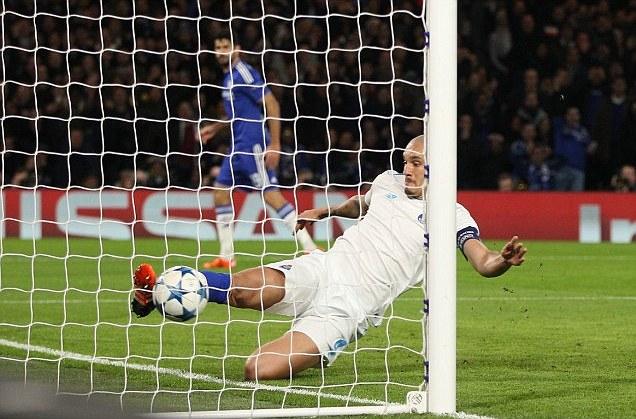 اهداف مباراة تشيلسي 2-0 بورتو | دوري أبطال أوروبا 9/12/2015
