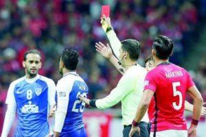 نجم الهلال مُهدد قانونياً بعدم المشاركة في البطولة الآسيوية