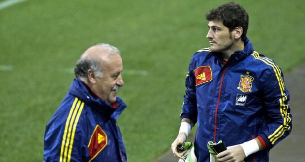 ديل بوسكي يكشف عن سبب تراجع عدد لاعبي ريال مدريد في منتخب إسبانيا