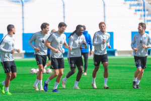 مفاوضات مبكرة من الهلال لضم ماركوس بيرج لاعب العين الإماراتي