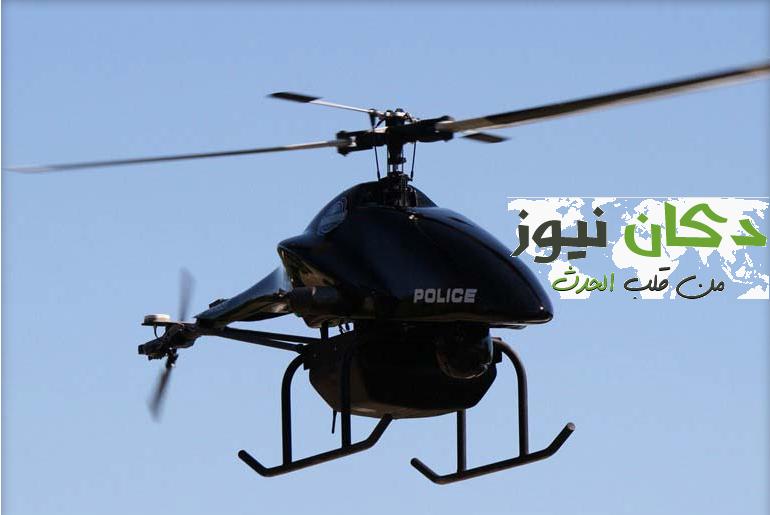 السلامة الطرقية: طائرات بدون طيار لمراقبة الطرق