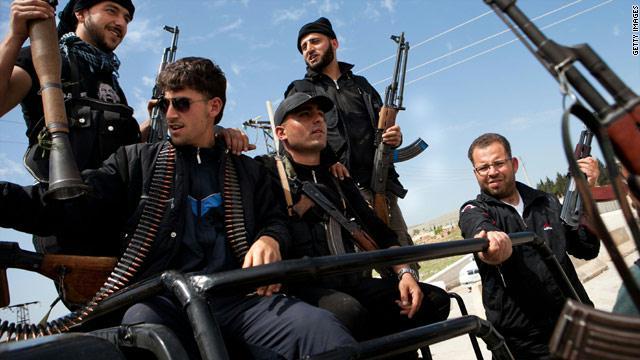 المعارضة السورية في حلب تعلن حصولها على أسلحة أمريكية الصنع