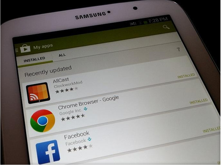 جوجل تتيح رفع تطبيقات بحجم 100 ميغا على جوجل بلاي