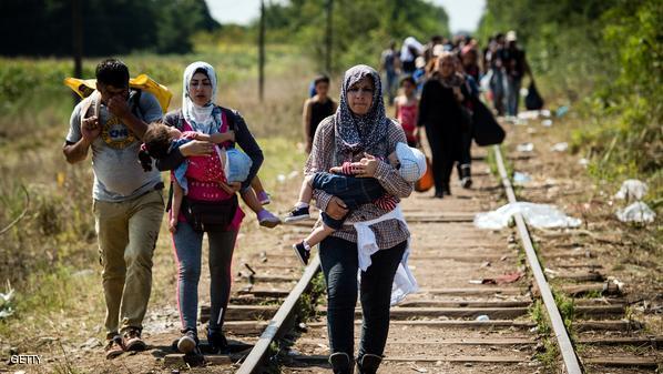 دول الاتحاد الأوروبي تتفق على إستقبال 100 ألف لاجئ سوري إضافي
