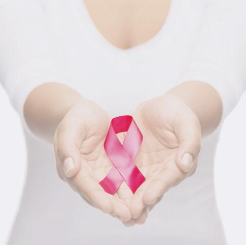 أكتوبر الوردي : حملة للإرشاد عن مخاطر سرطان الثدي والتعريف عنه