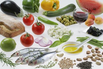 الخضار ، الفواكه والمكسرات : أغذية مضادة للاكتئاب