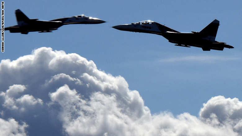 بريطانيا تنفي إشاعات إستهداف طائرات روسية بأجواء العراق